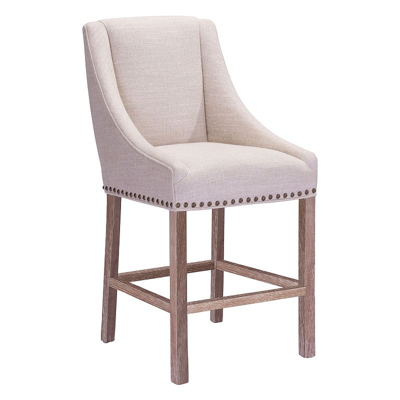 Zuo Era Indio Counter Chair