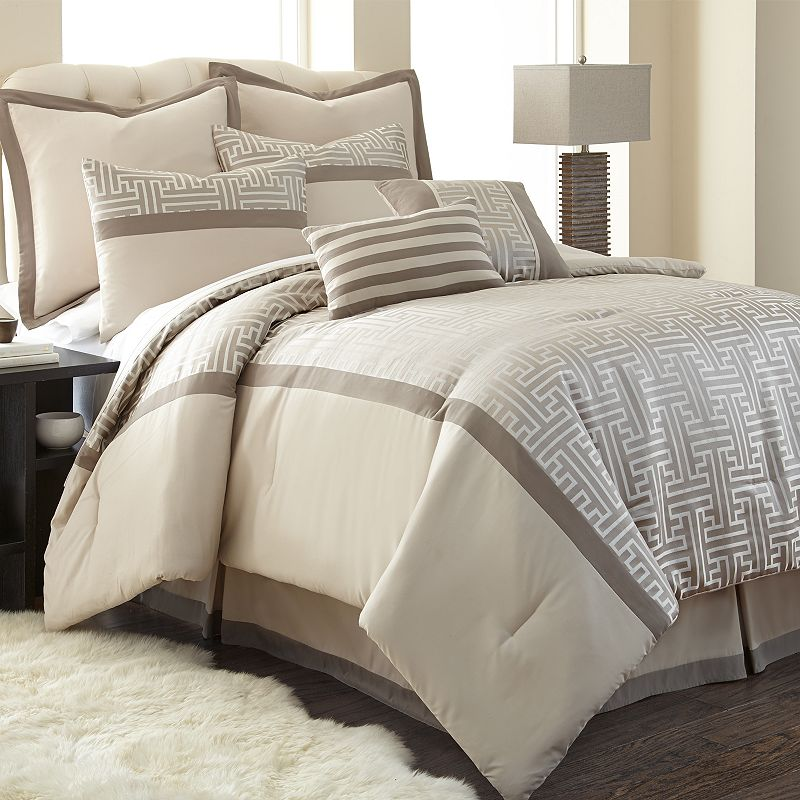 Mercer 8-pc. Comforter Set