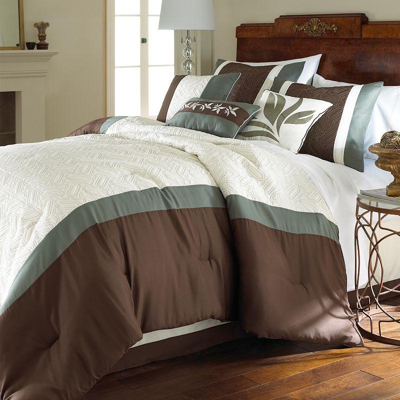 Crestwood 8-pc. Comforter Set