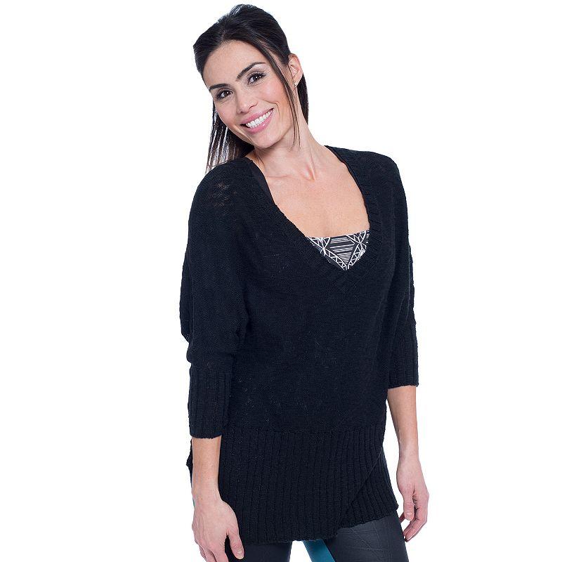 Women's Soybu Brandi V-Neck Tunic Sweater
