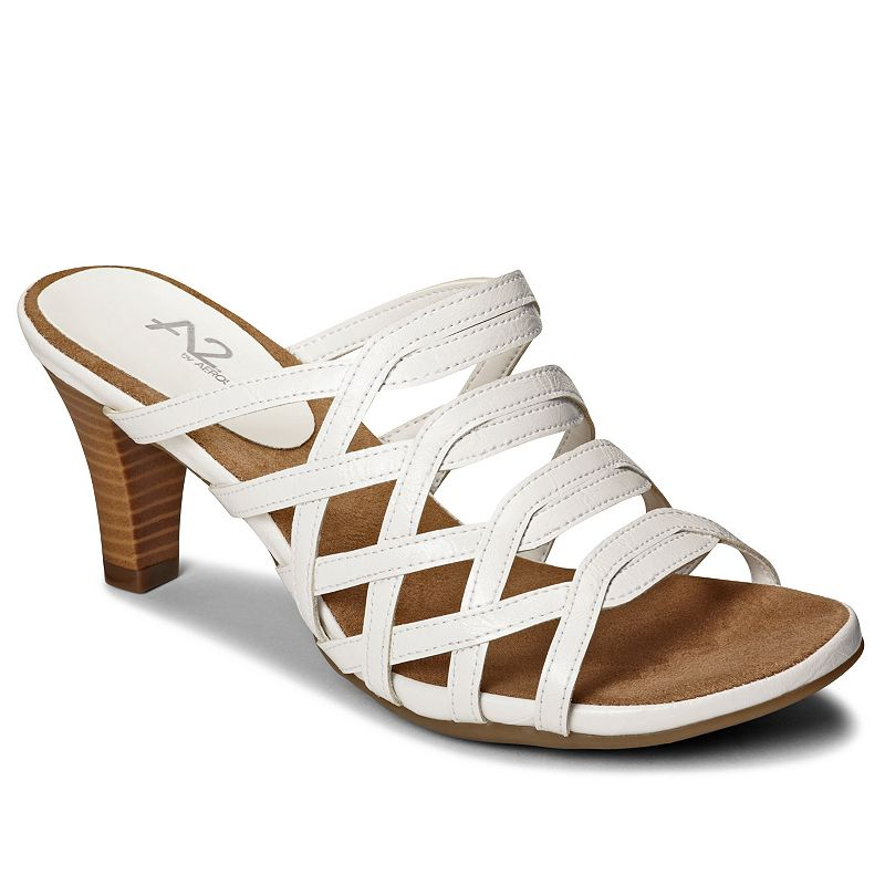 A2 by Aerosoles Water Power Women's Core Comfort Strappy High Heel Sandals