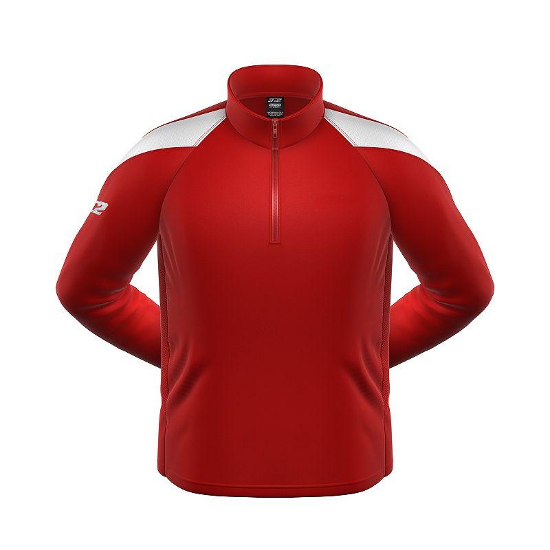 3N2 KZONE RBI Fleece Zip Pullover - Adult