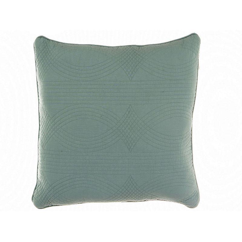 Stone Cottage Arbor Throw Pillow