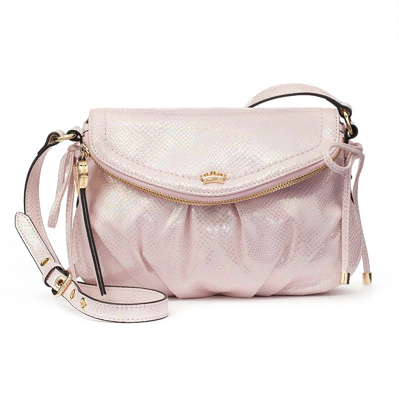 Juicy Couture Mini Traveler Crossbody Bag, Women's, Brt Pink