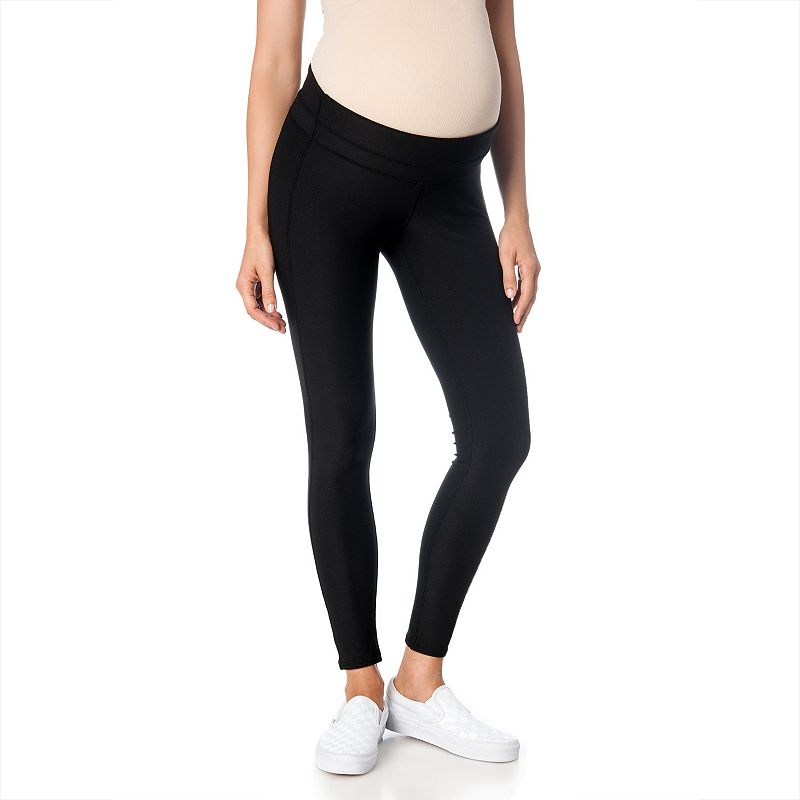 Oh Baby by Motherhood™ Underbelly Performance Leggings - Maternity