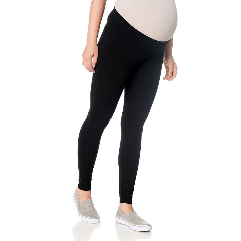 Oh Baby by Motherhood™ Underbelly Leggings - Maternity