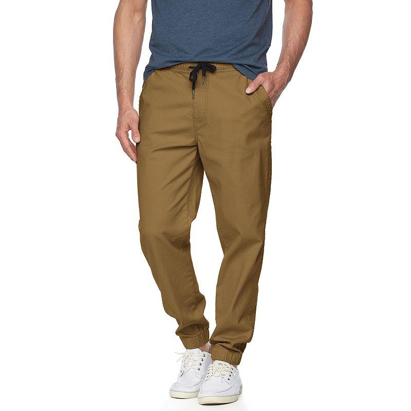 Men's Plugg Stretch Jogger Pants