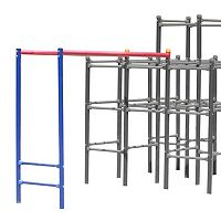 Skywalker Sports Jungle Gym Monkey Bars Add-On Module