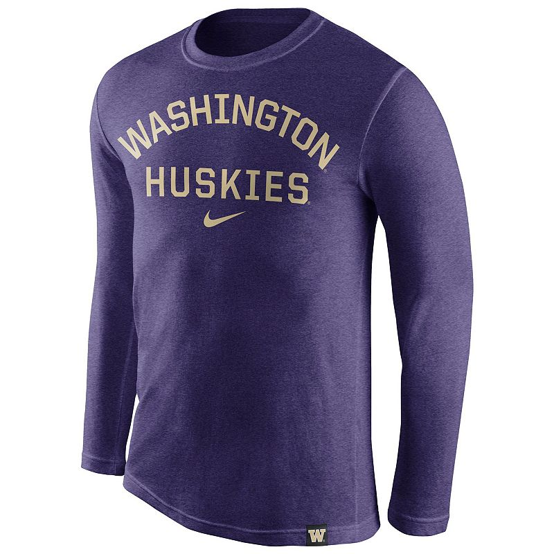 Men's Nike Washington Huskies Tri-Blend Tee