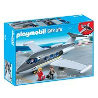 Playmobil Private Jet Playset - 5619