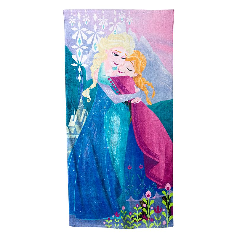 Disney's Frozen Beach Towel by Jumping Beans
