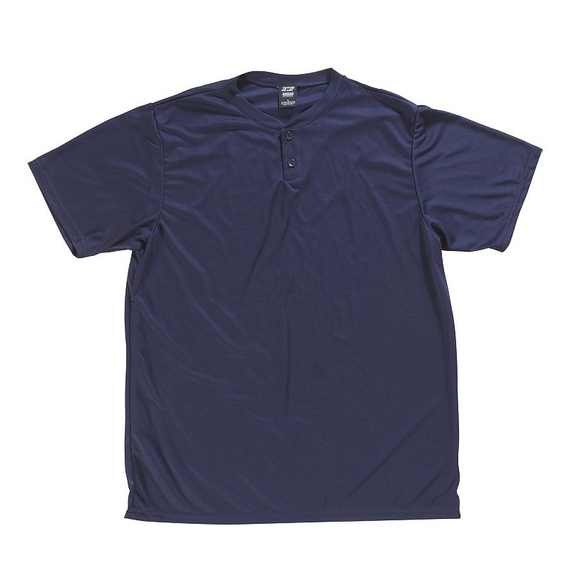 3N2 KZONE Two-Button Henley Shirt - Adult