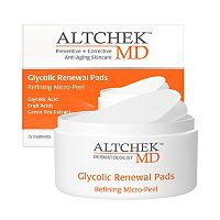 Altchek MD 15-pk. Glycolic Renewal Pads - Travel Pack