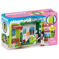 Playmobil Flower Shop Play Box Playset - 5639