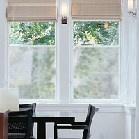 DC Fix Linen Window Film
