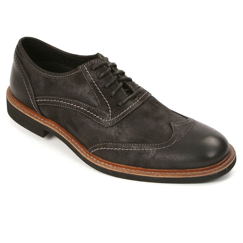 Deer Stags Prime Abbott Men's Wingtip Oxford Shoes