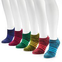 adidas Superlite Marble 6-pk. Women's No-Show Socks