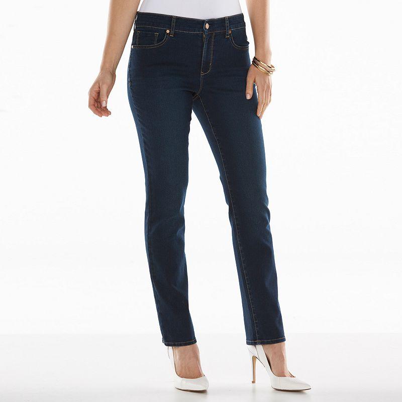 Gloria Vanderbilt Bridget Slim Leg Pants - Women's
