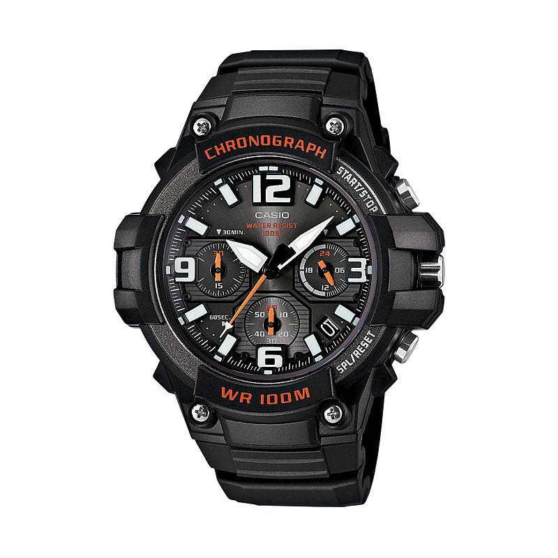Casio Men's Sports Chronograph Watch