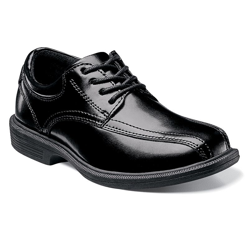 Nunn Bush Bartole Street Jr. Boys' Oxford Dress Shoes