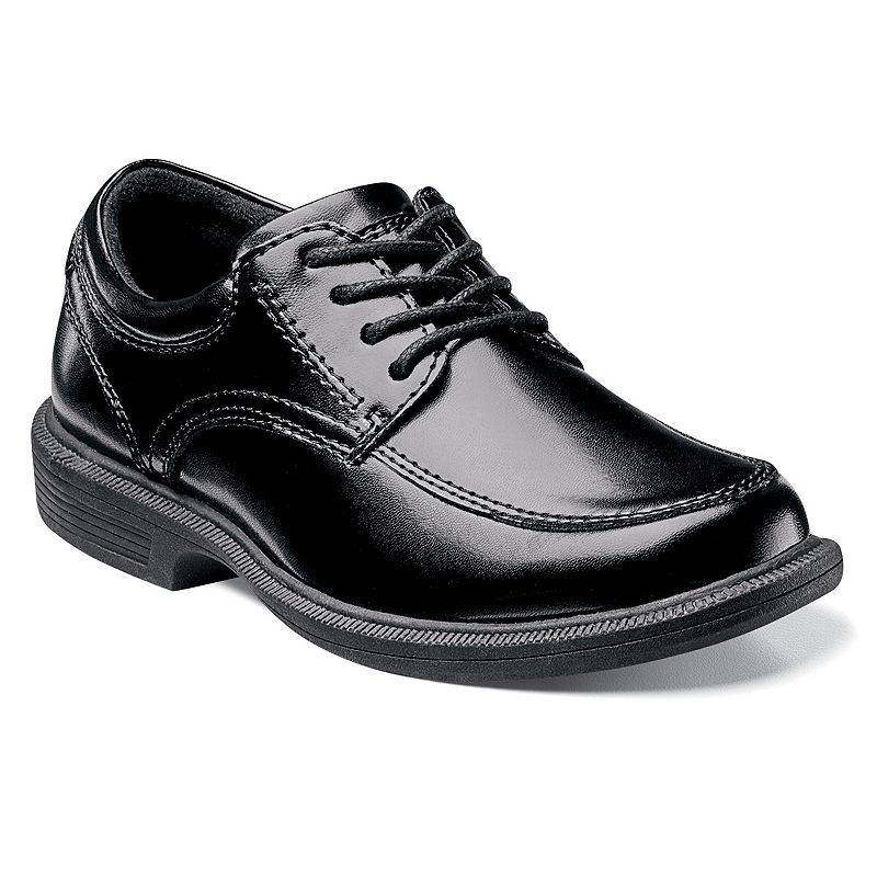 Nunn Bush Bourbon Street Jr. Boys' Oxford Dress Shoes