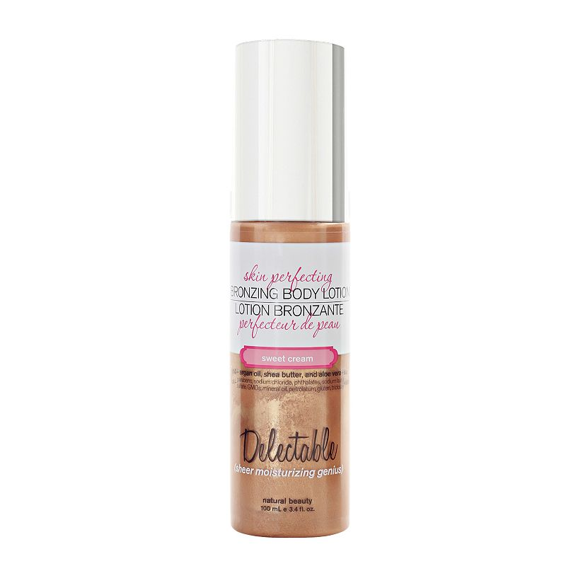 be Delectable from Cake Beauty Skin Perfecting Bronzing Body Lotion