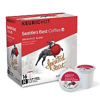 Keurig® K-Cup® Seattle's Best Coffee Breakfast Blend Medium Roast Coffee - 16-pk.