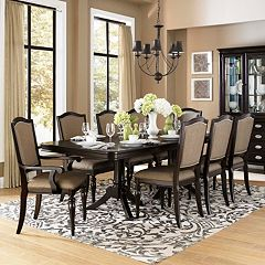 HomeVance Glendale 9-piece Dining Set by