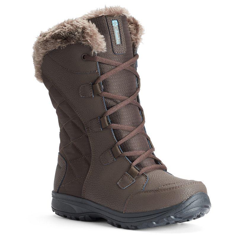 Columbia Snow Maiden Women's Waterproof Winter Boots