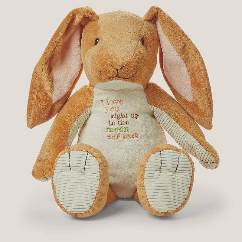 Guess How Much I Love You Nutbrown Hare Plush by Kids Preferred