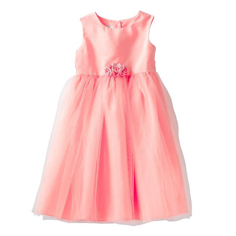 Marmellata Classics Tulle Dress - Toddler Girl