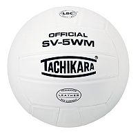 Tachikara Official SV5WM Premium Leather Volleyball