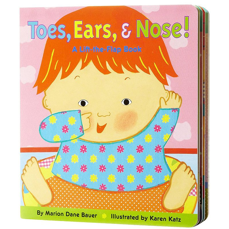 Toes, Ears, & Nose Book