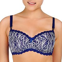 Fayreform Bra: Alessia Rose Full-Figure Balconette Bra F216-571
