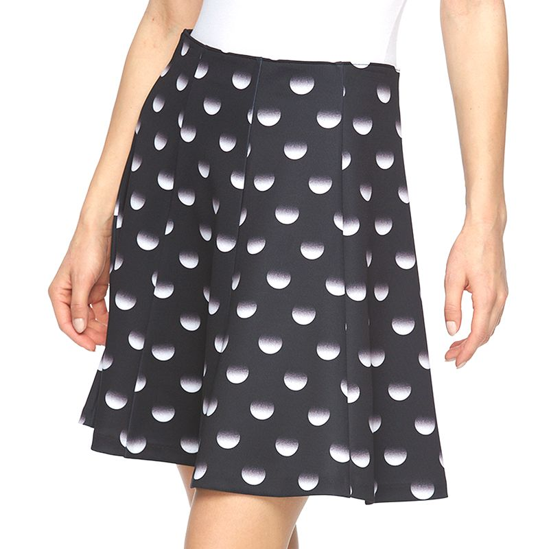 Women's Apt. 9® Gored Scuba Skater Skirt