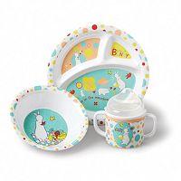 Pat the Bunny Melamine Feeding Set by Kids Preferred