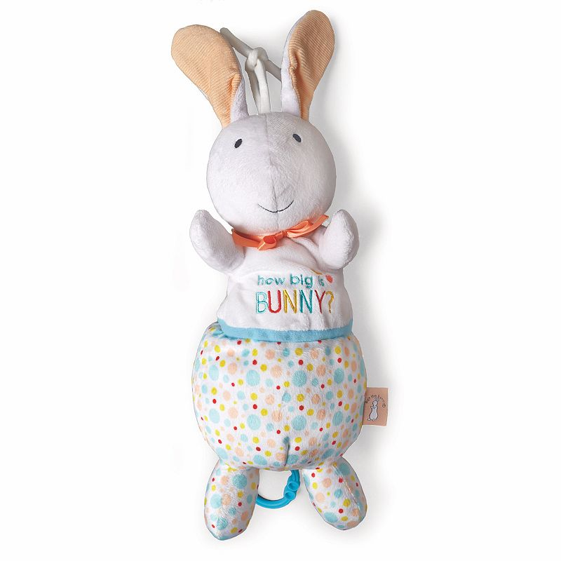 Pat the Bunny Plush Musical Pullstring Toy by Kids Preferred