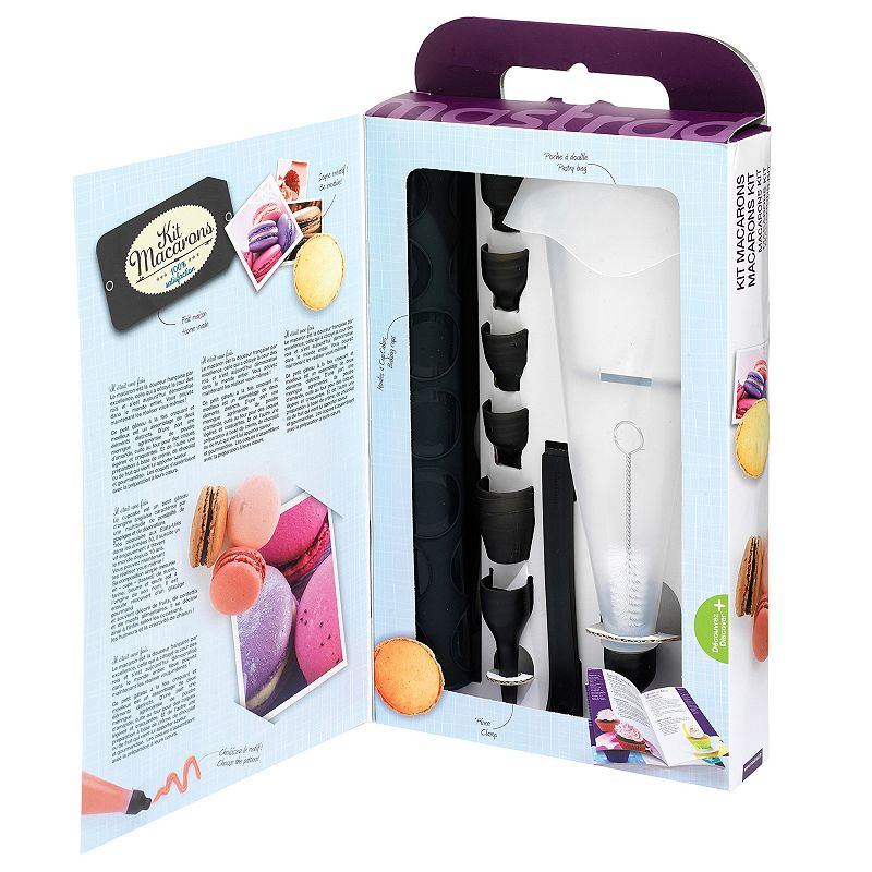 Mastrad 11-pc. Macaron Making Kit