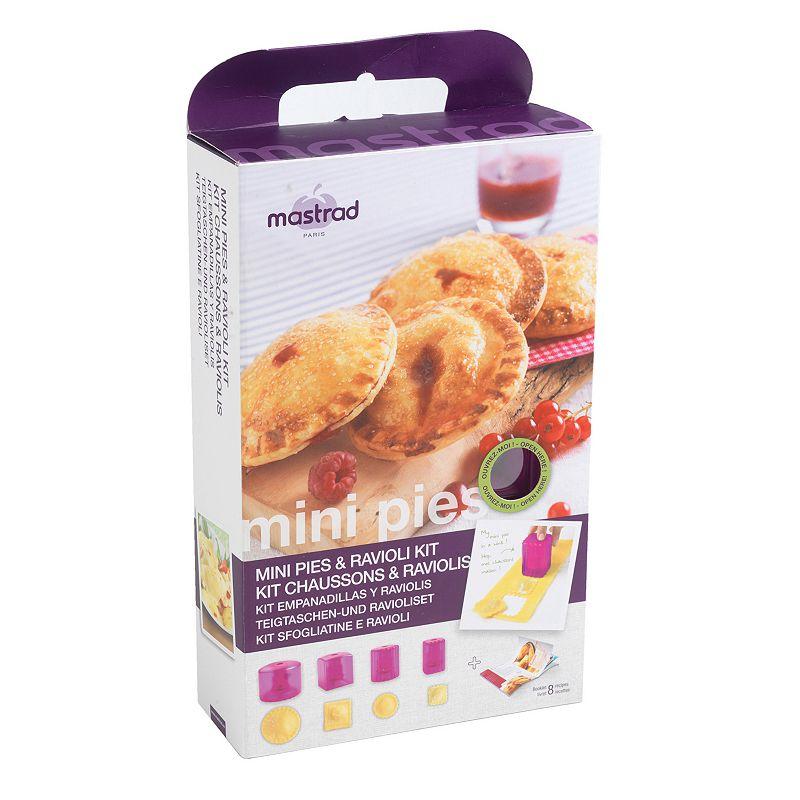 Mastrad 9-pc. Mini Pies & Ravioli Making Kit