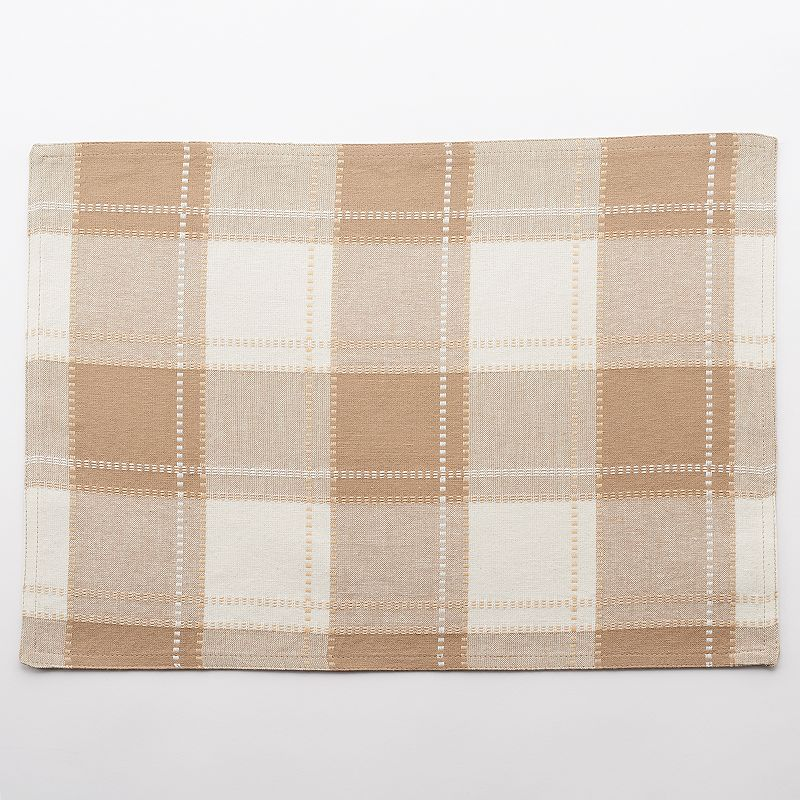 Food Network™ Cascina Plaid Placemat