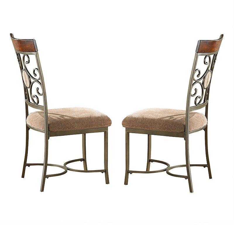 2-Piece Thompson Side Chair Set