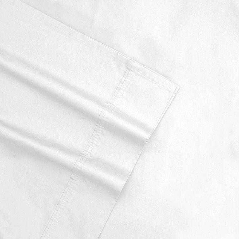 Sateen 600-Thread Count Egyptian Cotton Deep-Pocket Sheets