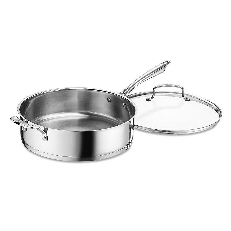 Cuisinart 6-qt. Stainless Steel Sauté Pan