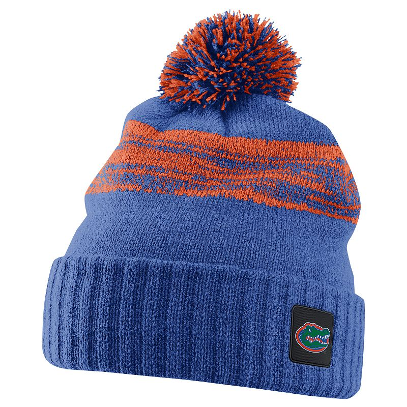 Nike Florida Gators Striped Knit Beanie - Adult