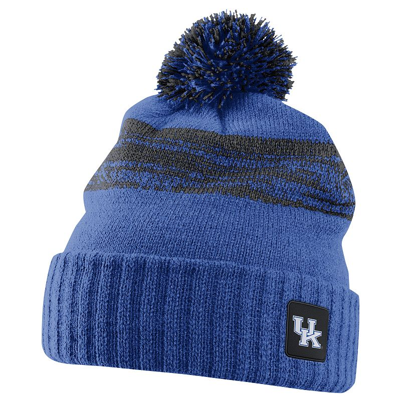 Nike Kentucky Wildcats Striped Knit Beanie - Adult