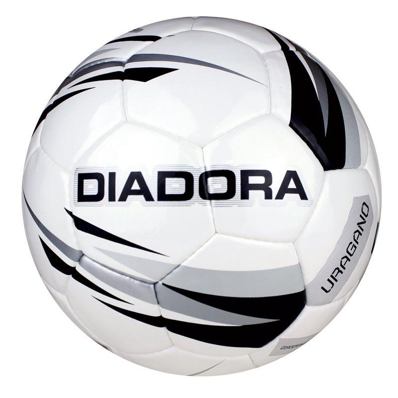 Diadora Uragano Size 5 Match & Training Soccer Ball (White) 99172266