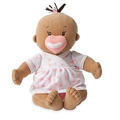 Baby Stella Beige Baby Doll by Manhattan Toy by