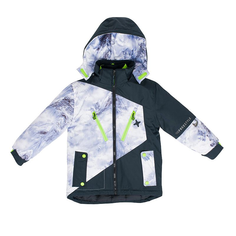 Boys 8-20 Big Chill System Jacket