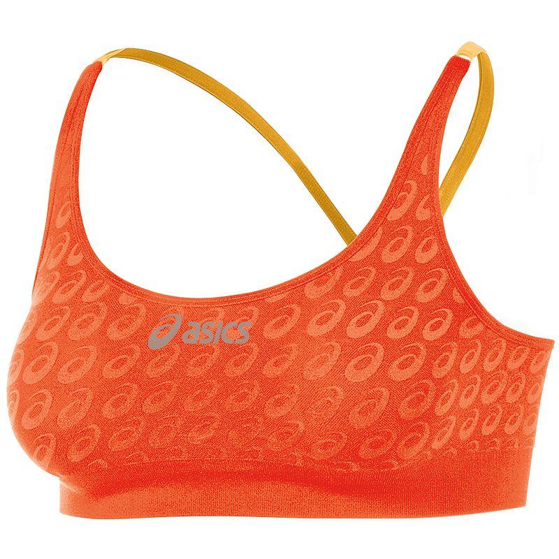 ASICS Bra: ASX Seamless Medium-Impact Sports Bra WU2071 - Women's