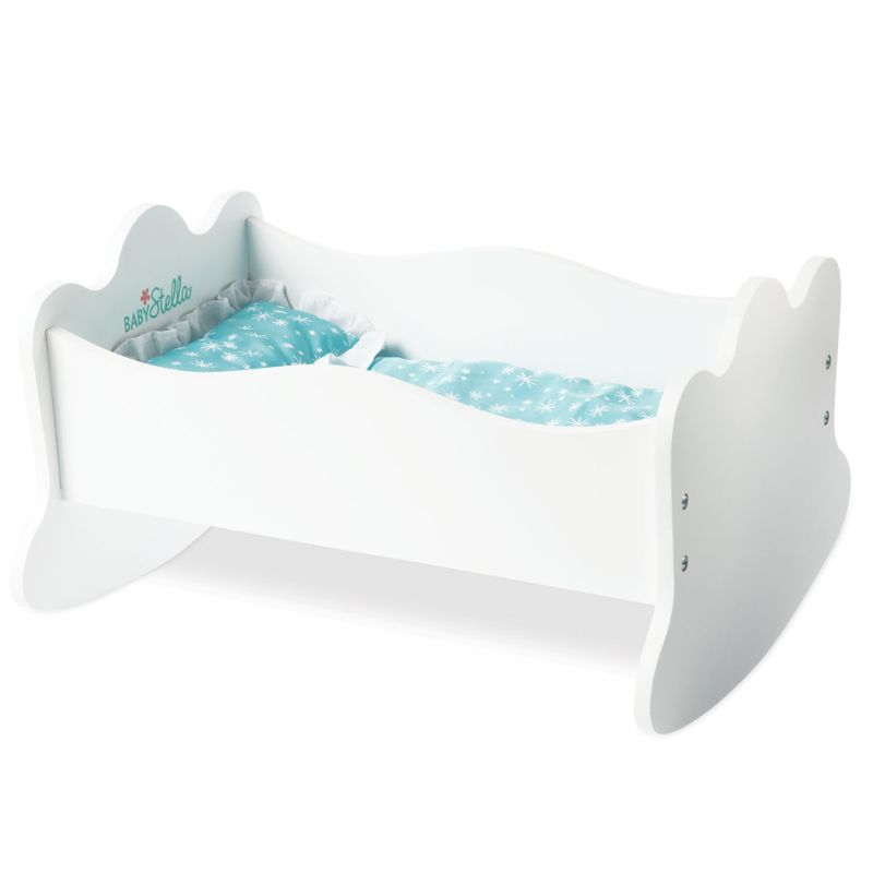 Baby Stella Time to Sleep Cradle by Manhattan Toy, Multicolor thumbnail
